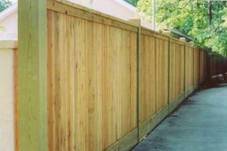 pvc fencing colors